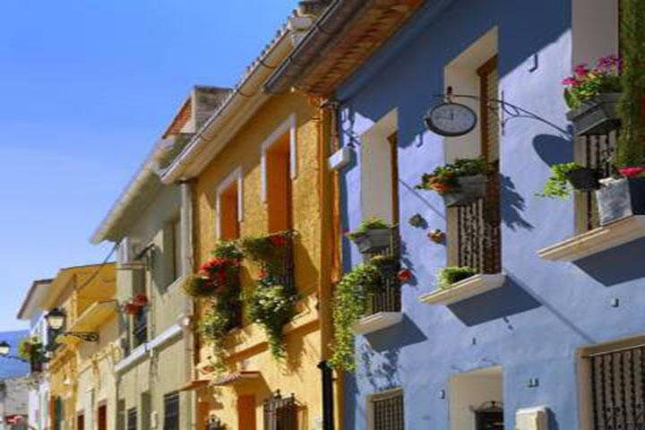 Viaje a los pueblos de Calpe y Denia desde Benidorm, Benidorm, ESPAÑA