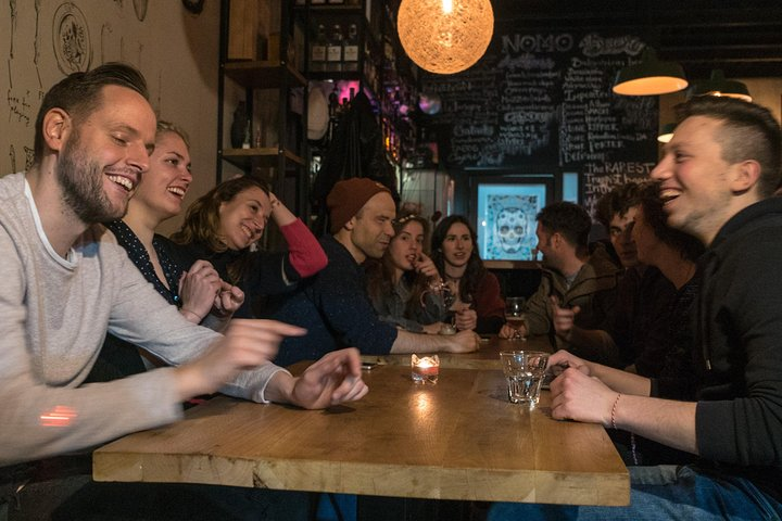 Sofia Pub Crawl Tour of The Hidden Unique Bars, Sofia, BULGARIA