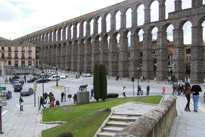 Segovia Half day from Madrid with Optional Toledo or Escorial visits, Madrid, ESPAÑA