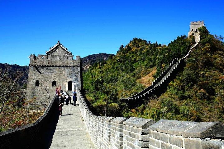 2-Day Private Tianjin Sightseeing Tour including Huangyaguan Great Wall, Tianjin, CHINA