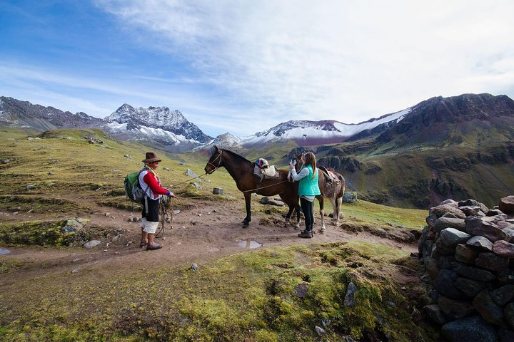 Full-Day Rainbow Mountain & Red Valley Small-Group Trek from Cusco, Cusco, PERU