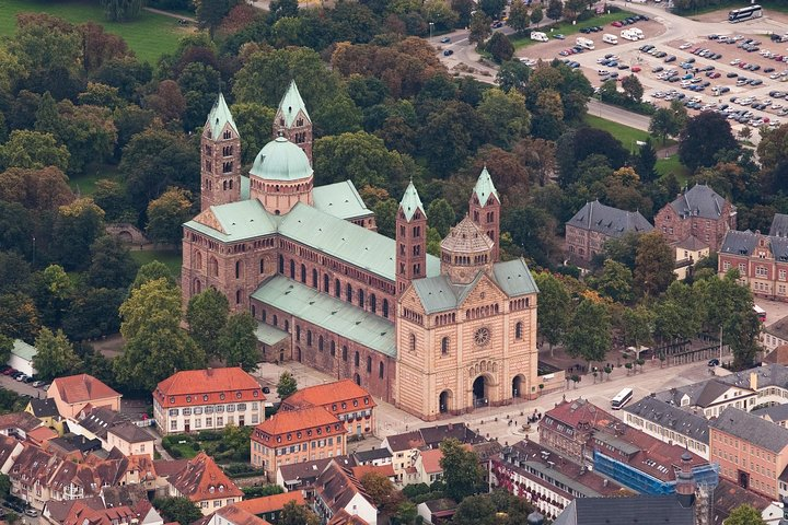 Speyer City tour with Cathedral, Heidelberg, GERMANY