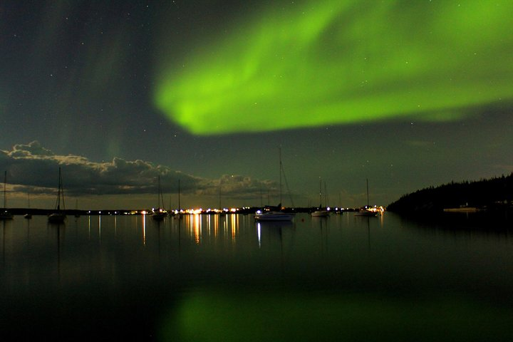 Yellowknife Northern Lights Viewing Tour Including 3-Nights Accommodation, Yellowknife, CANADA