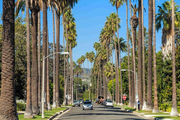 Deluxe Los Angeles 5-Hour Limo Tour with Drinks Included, Los Angeles, CA, ESTADOS UNIDOS