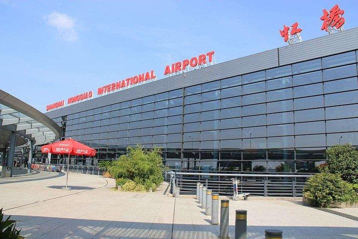Traslado privado a la llegada: del Aeropuerto Internacional de Shanghái Hongqiao al hotel, Shanghai, CHINA