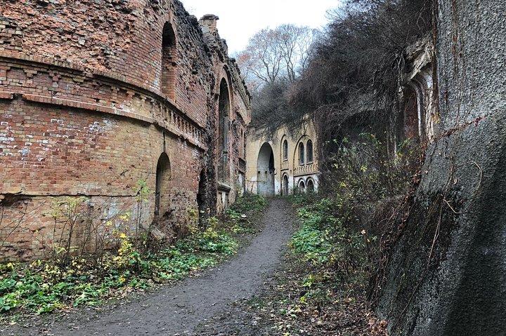 Tunnel of Love, Tarakaniv Fort and Lutsk Private Guided Tour from Kyiv, Kiev, Ukraine