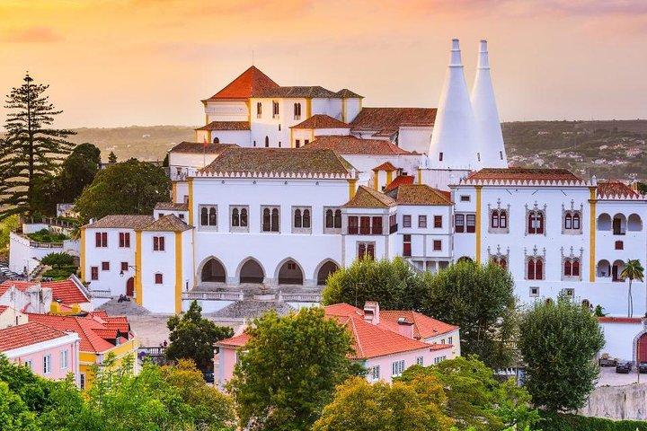 Excursión de día completo por Sintra y Cascais con cata de vinos desde Lisboa, Lisboa, PORTUGAL