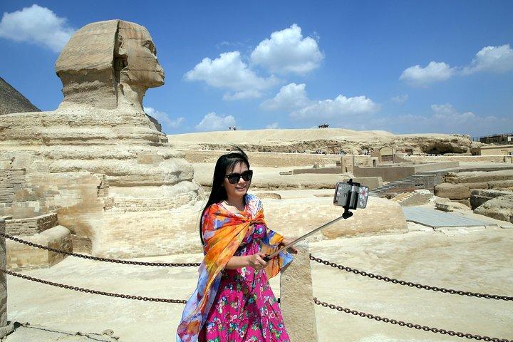 Best seller Private 3 Days Tour to All Highlights Giza Cairo Alexandria, El Cairo, EGIPTO