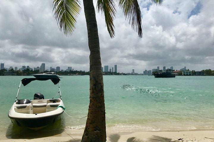 Alquile y capitanee un barco en Miami, Miami, FL, ESTADOS UNIDOS