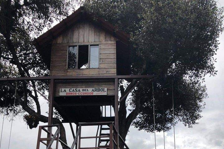 Casa Del Arbol – Columpio Del Fin Del Mundo, Baños, ECUADOR