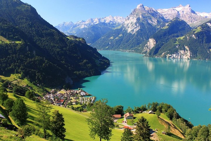 Interlaken Day Trip from Geneva, Ginebra, SUIZA