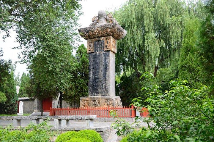 Private Tour to Songyang Academy, Zhongyue Temple and Shaolin Temple from Zhengzhou, Zhengzhou, CHINA