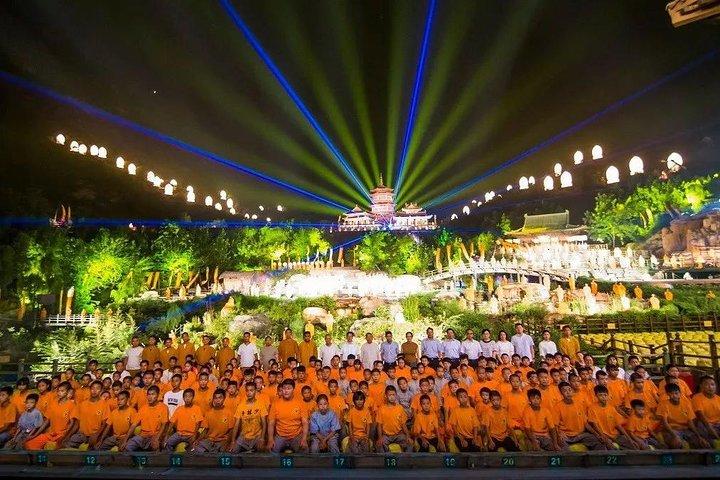 Independent Tour: Shaolin Temple with Zen Music Shaolin Ceremony from Zhengzhou, Zhengzhou, CHINA
