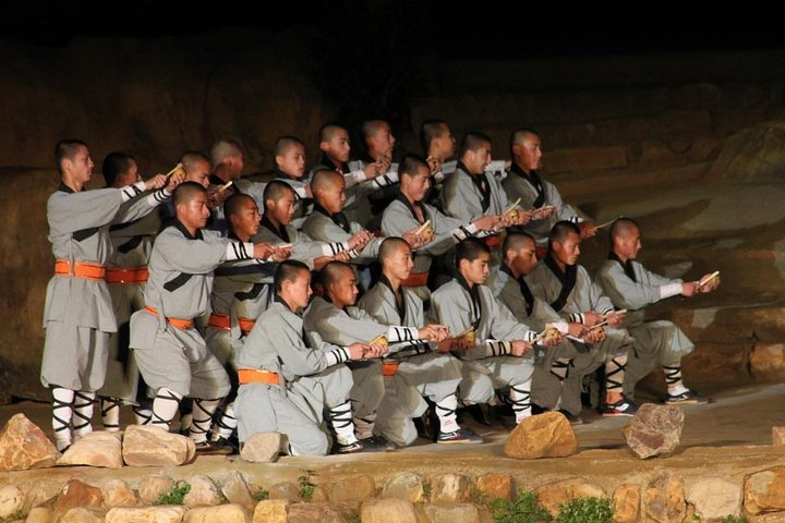 Private Tour to Songyang Academy and Shaolin Temple with Zen Music Ceremony from Luoyang, Luoyang, CHINA