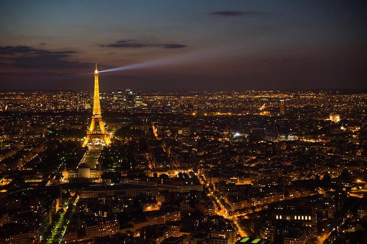 Eiffel Tower with Optional Summit Access, Seine River Cruise and Paris City Tour, Paris, FRANCE