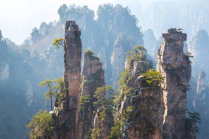 2 Days Private Zhangjiajie Tour Includes the Glass Bridge & National Forest Park, Zhangjiajie, CHINA