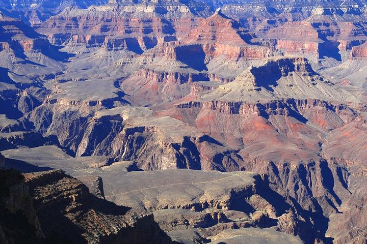 3-Day Grand Canyon Classic Hike to the Colorado River, ,