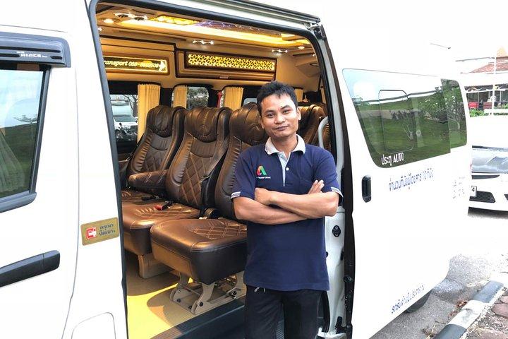 Krabi airport to Khao Lak any hotel Private transfer, Khao Lak, TAILANDIA