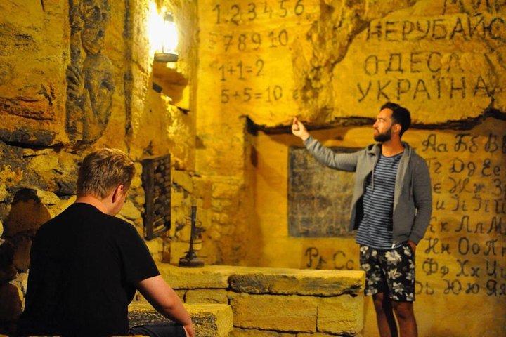 Private Tour to Odessa Catacombs, Odesa, UCRANIA