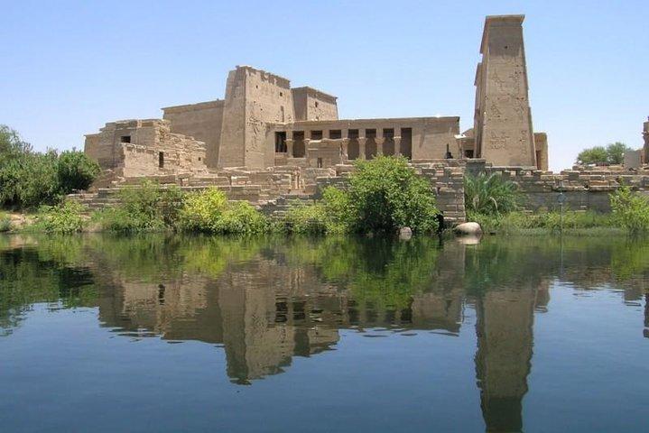 3 nights luxor and Aswan Nile cruise with hot air balloon,abu simbel from luxor, Guiza, EGIPTO
