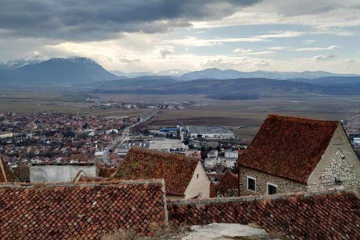 Private Tour: Peles Castle, Sinaia Monastery, Bran Castle and Rasnov Fortress, Brasov, RUMANIA