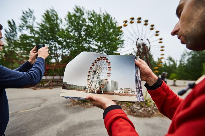 LAST MOMENT 2-day Private Chernobyl Tour with Hotel, VR and Babushkas, Kiev, Ucrânia