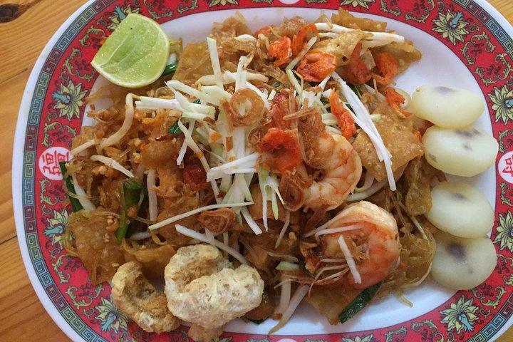 Food Tour Day to Night Floating Market & Yaowarat, Bangkok, Tailândia