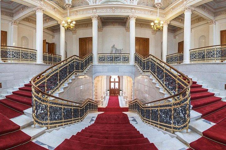 Faberge Museum, San Petersburgo, RÚSSIA