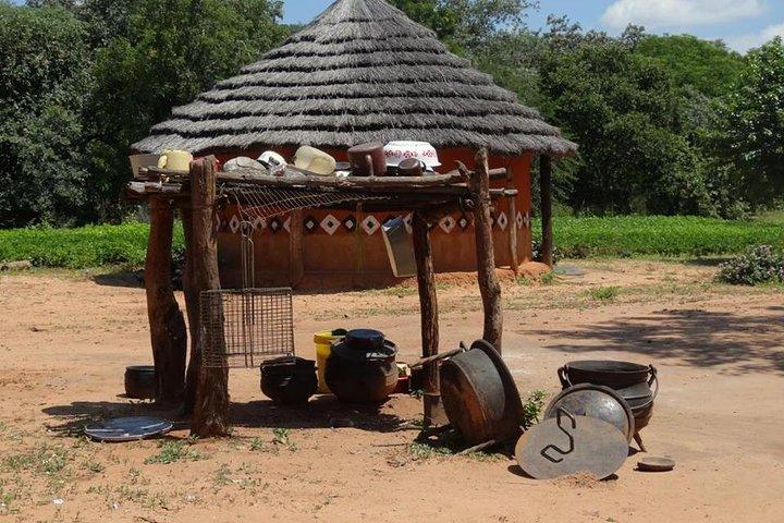 Hwange Safari National Daytrip, Cataratas Victoria, Zimbábue