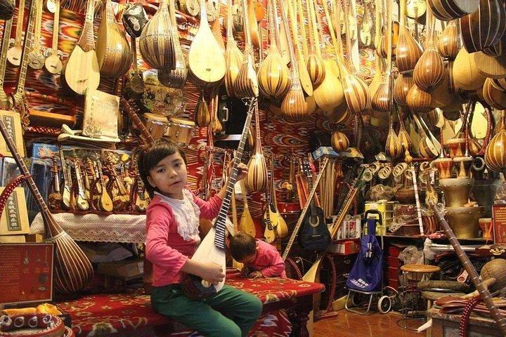 4 Hour Private Shopping Tour at Urumqi Grand Bazaar and Sightseeing Tower, Urumchi, CHINA