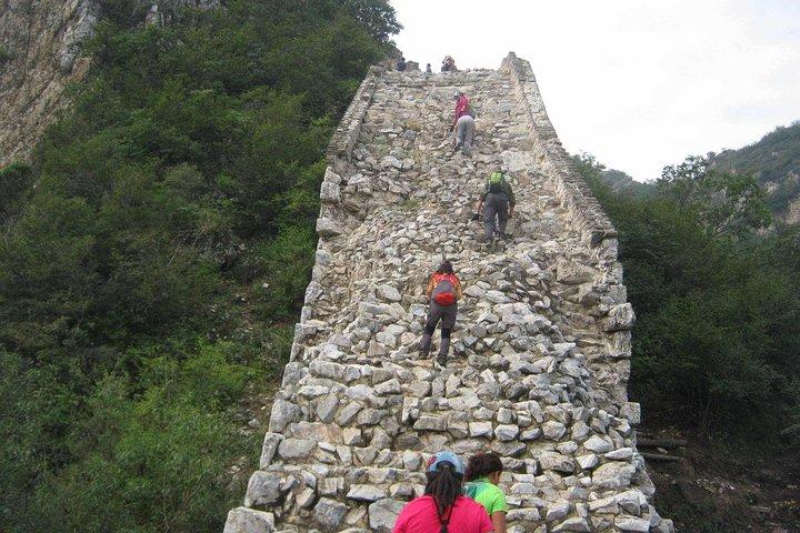 Self-Guided Private Day Trip to Jiankou Great Wall from Tianjin, Tianjin, CHINA