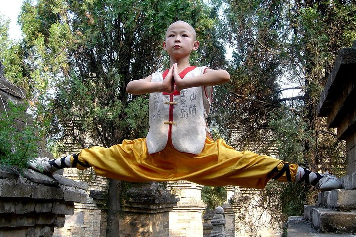 All Inclusive Luoyang Private Day Tour to Shaolin Temple and Longmen Grottoes, Luoyang, CHINA