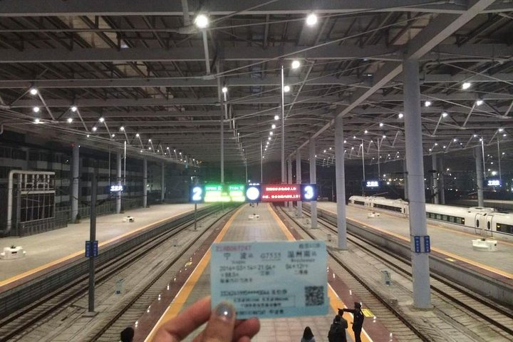 Luoyang Railway Station Private Transfer from City Hotels, Luoyang, CHINA