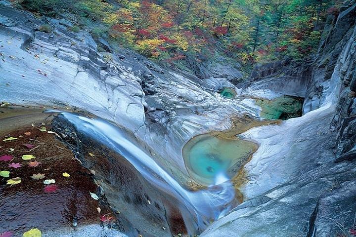Hiking Mt Seoraksan National Park - Dinosaur Ridge, Seul, COREA DEL SUR
