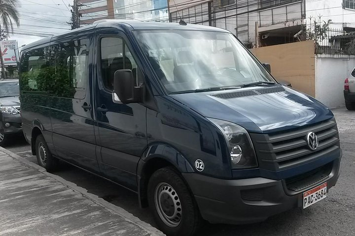 Quito PRIVATE Arrival Transfer from Airport to Hotels, Quito, ECUADOR