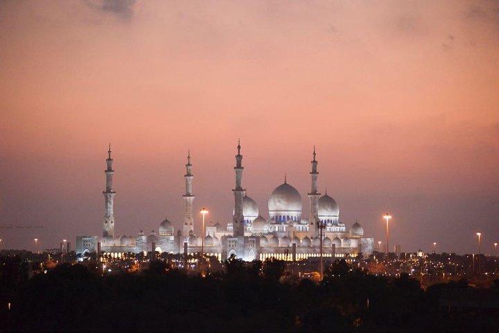 Private Long Layover City Tour of Abu Dhabi with Airport Transfers, Abu Dabi, EMIRATOS ARABES UNIDOS