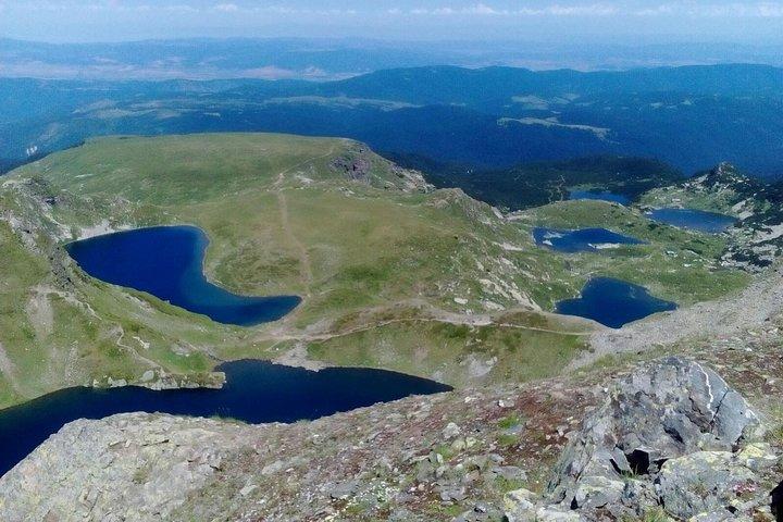 Private Day Trip to the 7 Rila Lakes and Rila Monastery, Sofia, BULGARIA