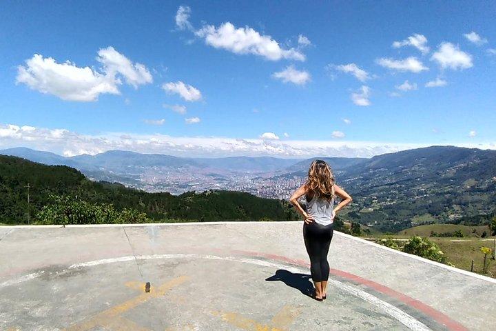 Recorrido de transformación sobre Pablo, Medellin, COLOMBIA