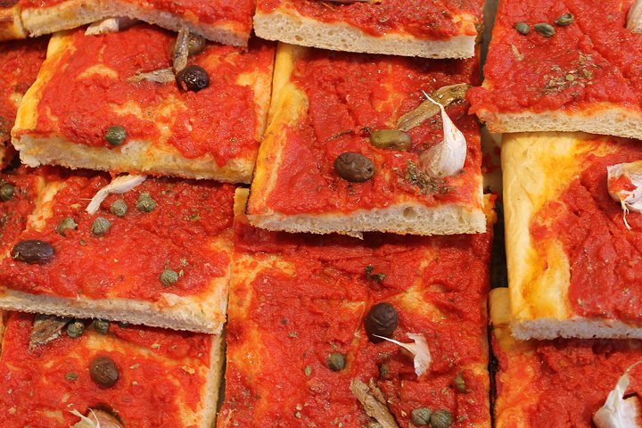 SANREMO FOOD TOUR - Authentic Ligurian street food and Medieval town, ,