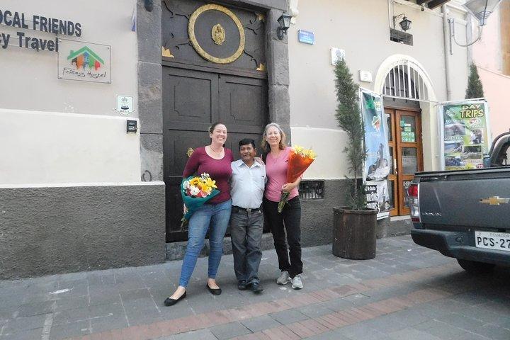 Transfers Friends Airport Quito, Quito, ECUADOR