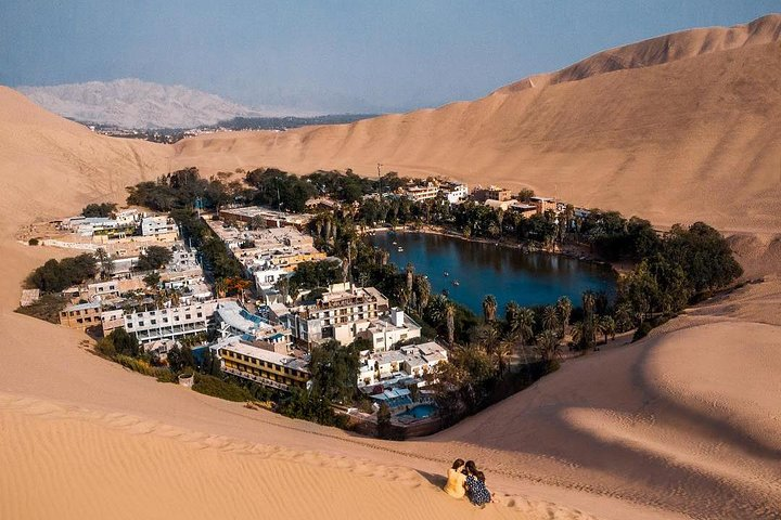 Paracas and Huacachina from Lima with Ballestas Islands and Sand Boarding, Lima, PERU