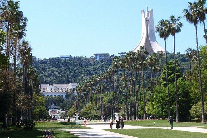 03 hours city tour to visit Martyrs' Memorial, Algiers, Argel, Algeria