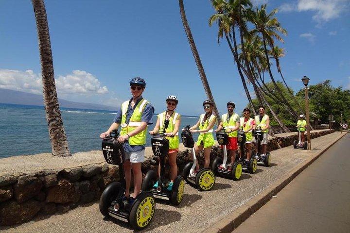 Maui Segway PT Guided Tours in Lahaina, Maui, HI, UNITED STATES