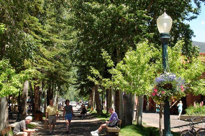 Aspen's Past to Present Historic Tour, Aspen, CO, ESTADOS UNIDOS
