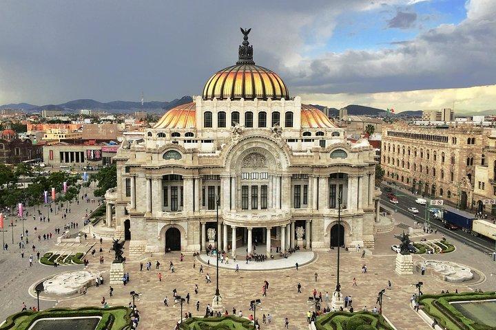 Private Mexico Airport - Mexico City Center Round-Trip Transfer, Ciudad de Mexico, Mexico