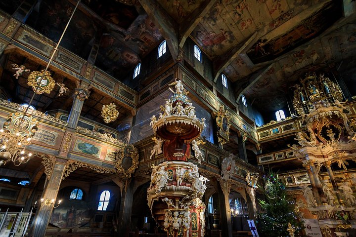 Wroclaw To Ksiaz Castle and Church of Peace in Swidnica - half day tour, Wroclaw, Poland