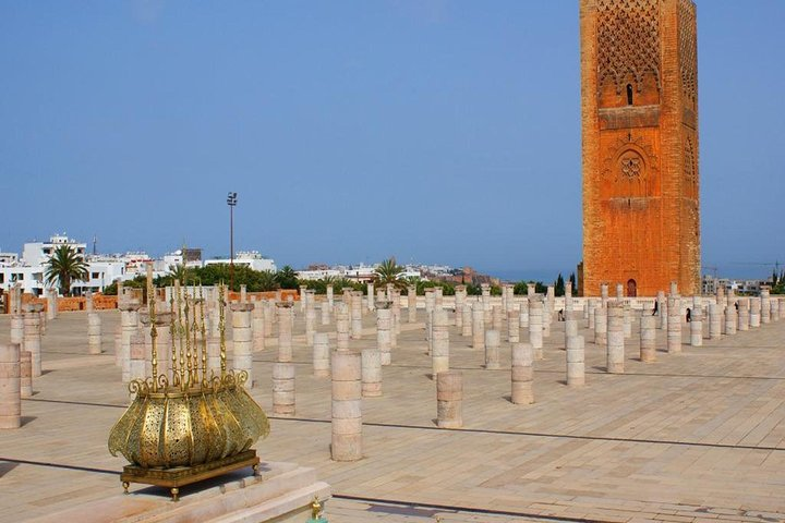 Fez To Rabat Day Trip, Fez, MARROCOS