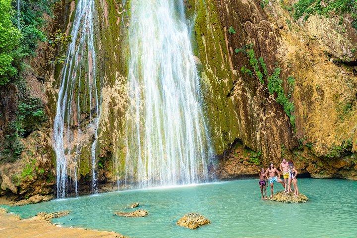 El Limon Waterfall and Bacardi Island Tour from Punta Cana, Punta de Cana, REPUBLICA DOMINICANA