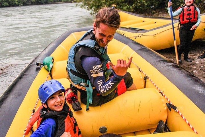 Family Friendly Cheakamus Splash Rafting - Whistler Departure, Squamish, CANADÁ