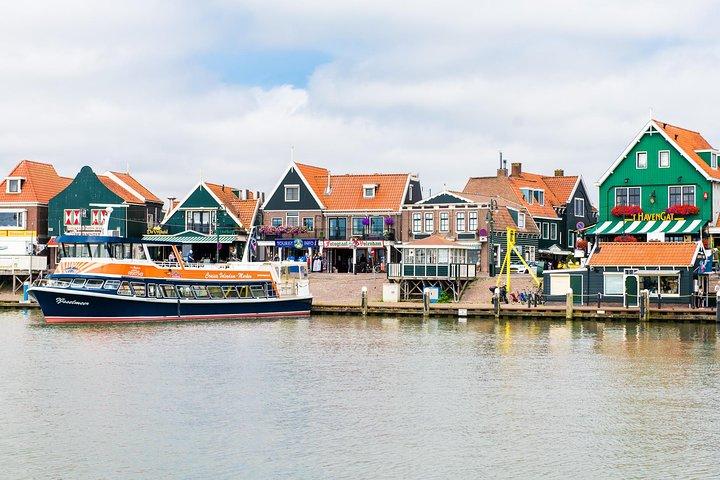 Volendam Marken Express Boat Cruise, Hoorn, HOLANDA